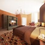Спальня 2 этаж (Осень)
