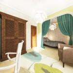 Спальня 1 этаж